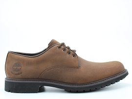 BRETT STORMBUCK OXFORD:NUBUCK/MARRON/CARRY OVER/CUIR +AUTRES MATERIAUX/GOMME