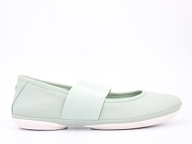 BRIGHT PACEY RIGHT NINA 21595:NUBUCK/ANIS/NEW/AUTRES MATERIAUX/GOMME