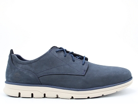MADSON CARIBOU BRADSTREET PT OXFORD:NUBUCK/MARINE/NEW/CUIR +AUTRES MATERIAUX/GOMME