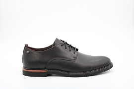 68898 BROOK PARK OXFORD:CUIR/NOIR/CARRY OVER/CUIR +AUTRES MATERIAUX/GOMME