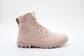 BRADLEY PAMPA SPORT WPS WATERPROOF:CUIR/ROSE/NEW/FOURREE/GOMME