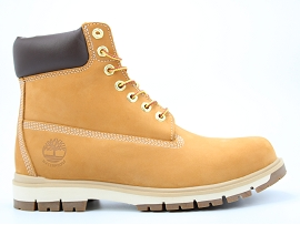 KALIANA RADFORD 6 WATERPROOF:NUBUCK/JAUNE/CARRY OVER/CUIR +AUTRES MATERIAUX/GOMME