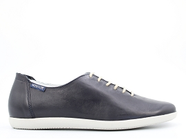 ADRIANO KATIE:CUIR/MARINE/NEW/CUIR/GOMME