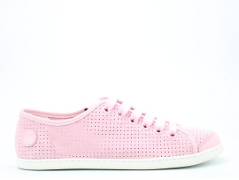 MIL K300191 UNO 21815:NUBUCK/ROSE/NEW/AUTRES MATERIAUX/GOMME
