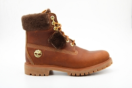 BRADLEY 6 PREMIUM BOOT ICON CO:CUIR/TAN/NEW/CUIR +AUTRES MATERIAUX/GOMME