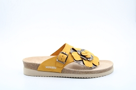 MELVIN IGLOO HELEN FLOW:NUBUCK/JAUNE/NEW/NON DOUBLE/GOMME