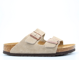 POKEY PINE 6 BOOT ZIP ARIZONA SFB:SUEDE/TAUPE/NEW/NON DOUBLE/GOMME