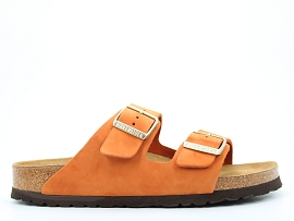LEONARDO 20 ARIZONA SFB:SUEDE/ORANGE/NEW/CUIR/GOMME