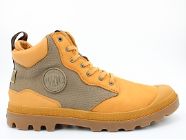 NASERA SC OUT WP M:NUBUCK/JAUNE/NEW/AUTRES MATERIAUX/GOMME