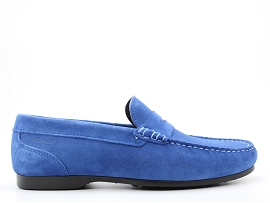 CALIFORNIA RAYAS 70016Z0:SUEDE/MARINE/CONDITIONNEL/CUIR/ELASTHOMERE