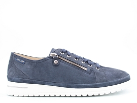 JUNE<br>CUIR BLEU NEW CUIR GOMME
