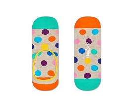 MINIKAAH K201235 CHAUSSETTES LINER BIG DOT:COTON/MULTI/NEW//