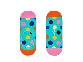 BERTO CHAUSSETTES LINER BIG DOT:COTON/MULTI/NEW//