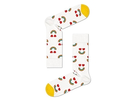 KIRBY CHAUSSETTES HAPPY RAINBOW:COTON/MULTI/NEW//