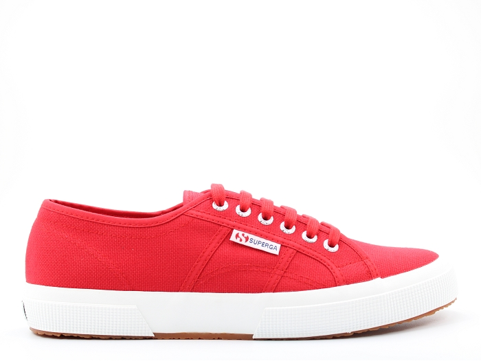 Superga sneakers 2750 cot rouge