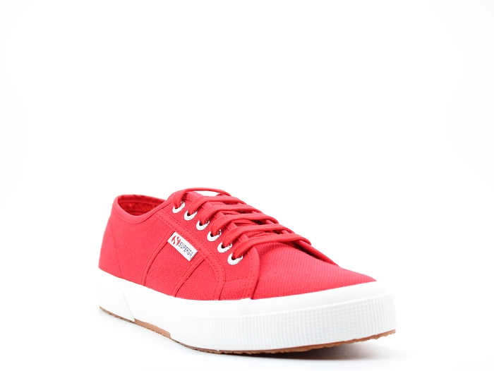 Superga sneakers 2750 cot rouge1297903_2
