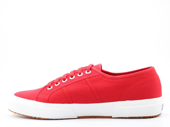 Superga sneakers 2750 cot rouge1297903_3