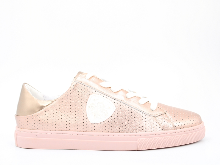 Philippe morvan sneakers follow rose