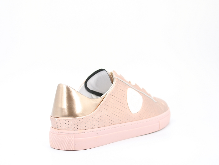 Philippe morvan sneakers follow rose2116101_4
