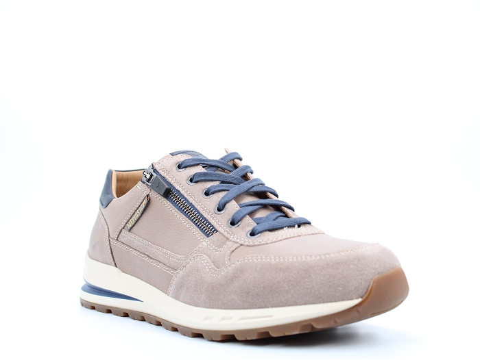 Mephisto sneakers bradley taupe2154007_2