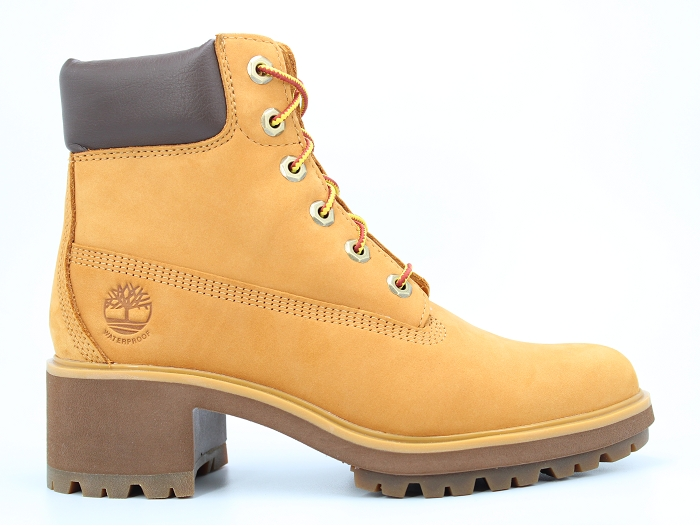 Timberland botte et bottine kinsley 6 wp boot jaune