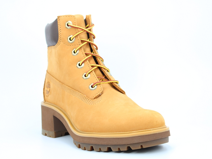 Timberland botte et bottine kinsley 6 wp boot jaune2222102_2