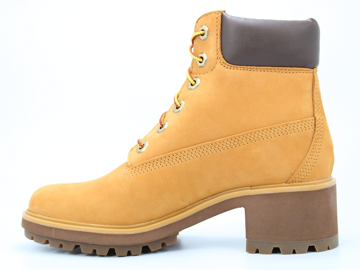 Timberland botte et bottine kinsley 6 wp boot jaune2222102_3