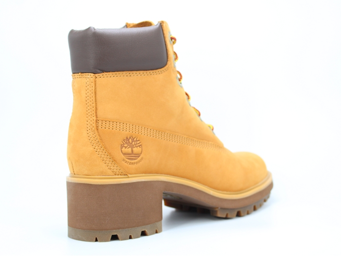 Timberland botte et bottine kinsley 6 wp boot jaune2222102_4