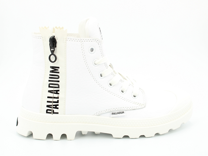 Palladium botte et bottine pampa 2z sp blanc