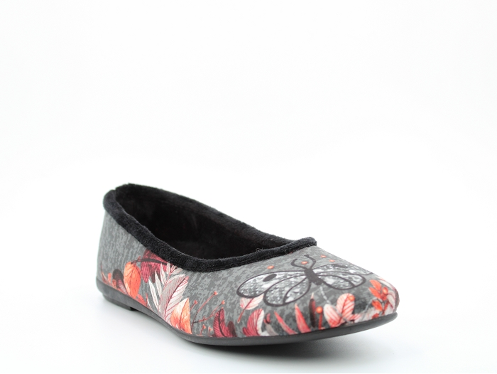 Ouf besnard chaussons tunique noir2276401_2