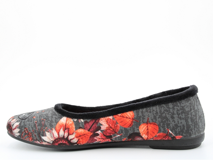 Ouf besnard chaussons tunique noir2276401_3