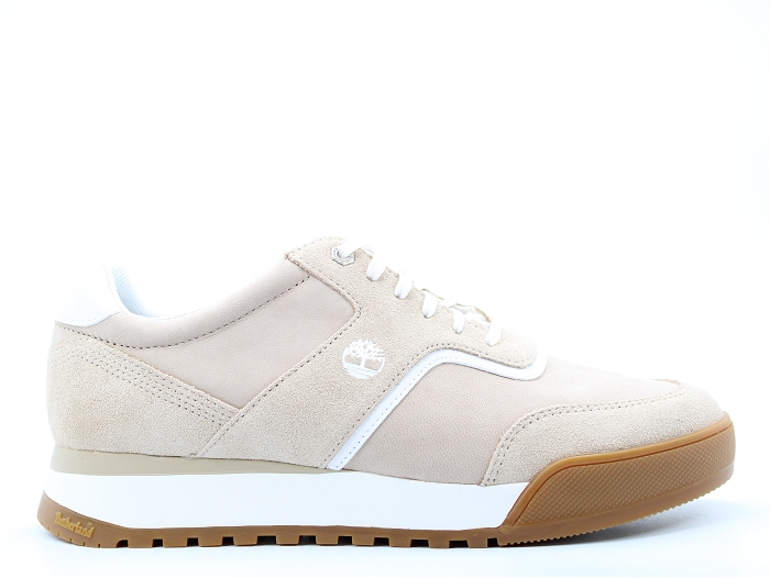Timberland sneakers miami coast beige